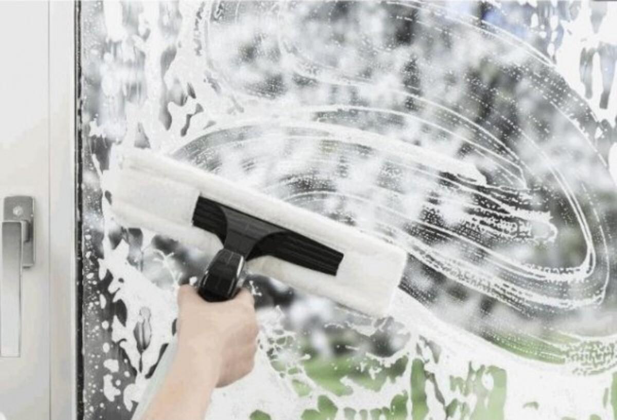 """Bild 2 von PRIMASTER Wischbezug für Fenstersauger """""""""""