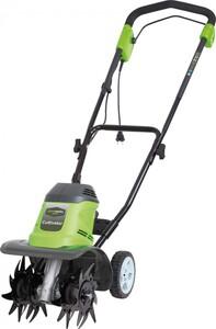 "Greenworks Elektro-Bodenhacke 950 W ""21 - 26 cm Arbeitsbreite"""