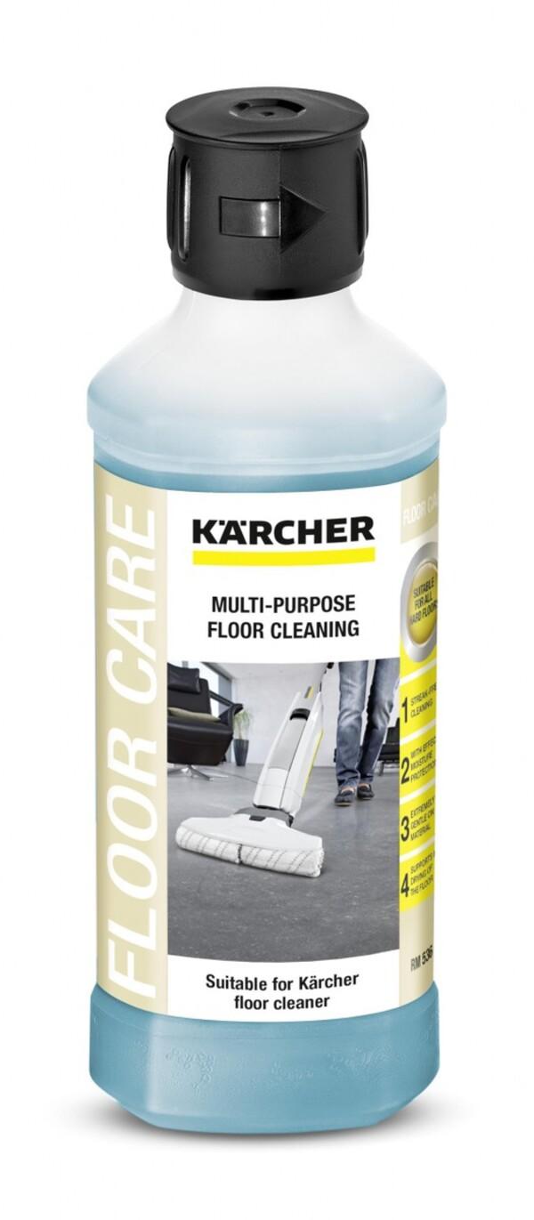 """Kärcher Reinigungsmittel Universal RM 536 """"500 ml, zu Hartbodenreiniger FC5"""""""