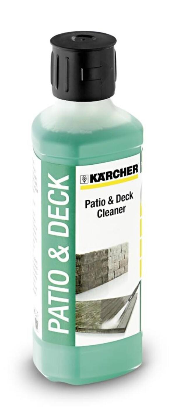 """Kärcher Reinigungsmittel Patio & Deck """"Cleaner, 500 ml, Konzentrat"""""""