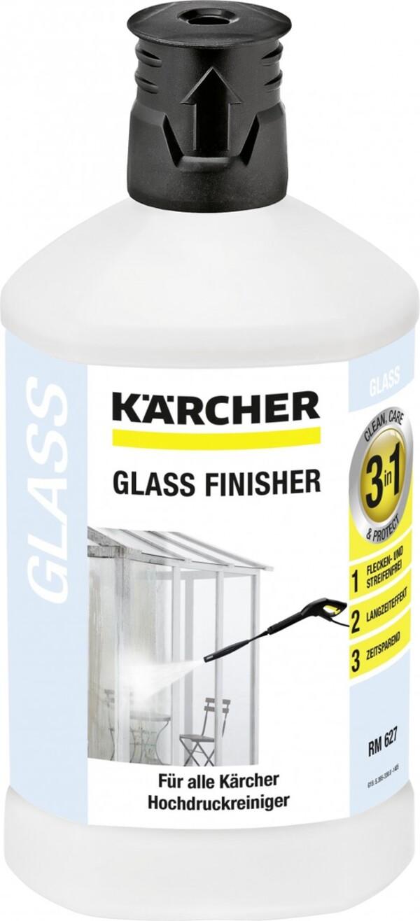 """Kärcher Reinigungsmittel Glassfinisher """"für HD RM 627, 1L"""""""