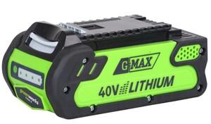 """Greenworks 40 V Li-Ion Akku """"2 Ah, LED-Ladestandsanzeige, Gartengeräte und Werkzeuge"""""""