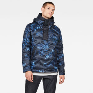 Attacc Hooded Down Anorak