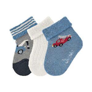 Sterntaler     3er-Pack Socken Fahrzeug