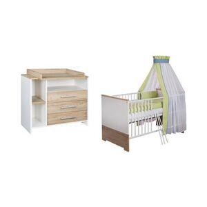 Schardt     2-tlg. Babyzimmer Eco Plus