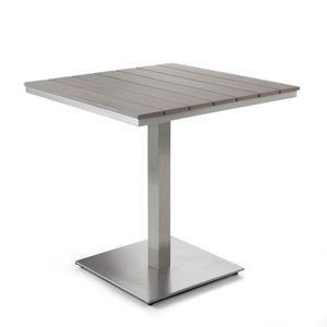Gartentisch Colon 70x70 cm, Aluminium