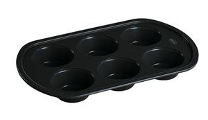 Rösle Barbecue-Muffinform Muffinform, 6er Set