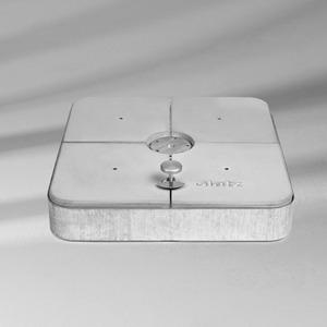 Glatz Rollensockelrahmen Rahmen M4, 150 kg