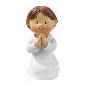 HobbyFun Figur Junge zur Kommunion/Konfirmation 4,5cm