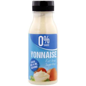 0% Sauce Yonnaise/Chili/Caesar