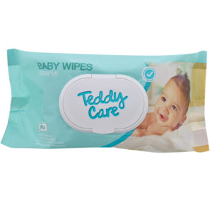 Teddycare Babytücher Baby Wipes