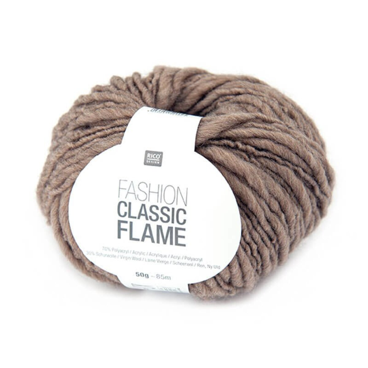 Bild 1 von Rico Design Fashion Classic Flame 50g 85m