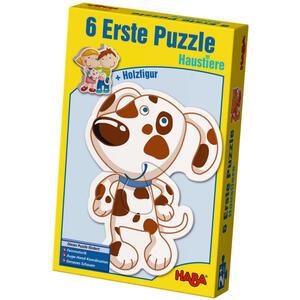 Puzzle Haustiere