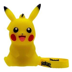 Big Ben - Pikachu Schlüsselanhänger mit LED Licht