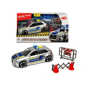 Dickie Toys - Police Audi RS3