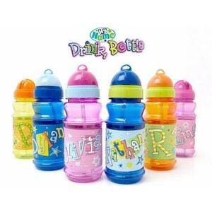 Trinkflasche mit Namen