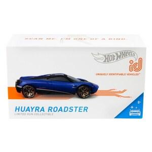Hot Wheels ID - Fahrzeug: Huayra Roadster