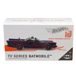 Hot Wheels ID - Fahrzeug: '66 TV Series Batmobile