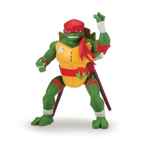 Rise of the Teenage Mutant Ninja Turtles -  Deluxe Actionfigur, Raphael