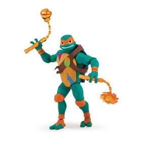 Rise of the Teenage Mutant Ninja Turtles - Actionfigur, Michelangelo