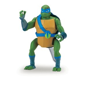 Rise of the Teenage Mutant Ninja Turtles -  Deluxe Actionfigur, Leonardo