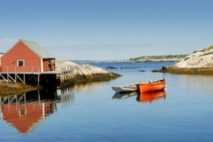 Flug nach HALIFAX Kanada im September 2020