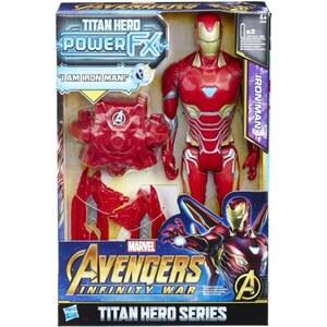 Marvel - The Avengers: Titan Hero Power FX Pack, Iron Man (E0606)