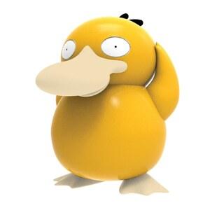 Pokémon - Enton Actionfigur, 11 cm