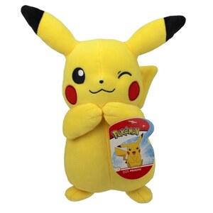 Pokémon Pikachu Plüschfigur, ca. 20 cm