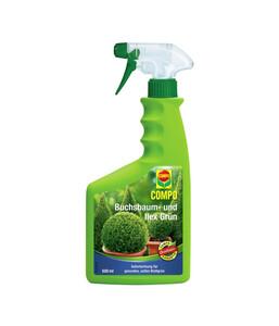 COMPO Buchsbaum- und Ilex Grün, flüssig, 500 ml