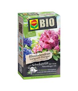COMPO BIO Rhododendron Langzeit-Dünger mit Schafwolle, 2 kg