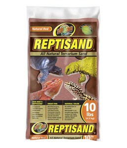 ZooMed Terrarium Bodengrund ReptiSand Natural Red