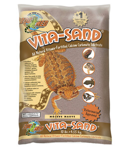 ZooMed Terrarium Bodengrund Vita-Sand Mojave Mauve
