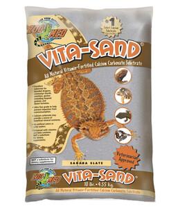 ZooMed Terrarium Bodengrund Vita-Sand Sahara Slate