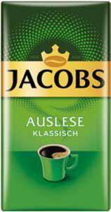 Jacobs Auslese Klassisch, Mild oder Meisterröstung