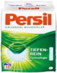 Persil Waschmittel Gel, Pulver oder Discs