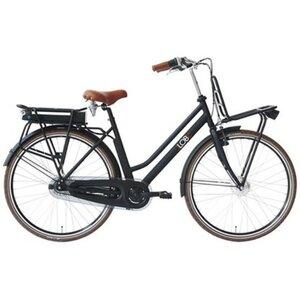 "Llobe E-Bike Hollandrad 28"" Rosendaal Lady Damen Schwarz"