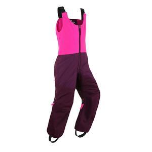 Schneeanzug PNF 500 Kinder rosa