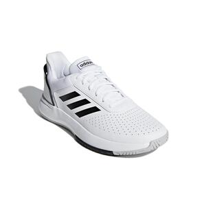 Tennisschuh Herren Courtsmash weiß