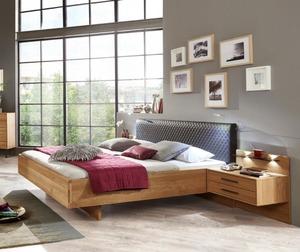 Wiemann Bett mit Nachttischen Turin 180 x 200 cm