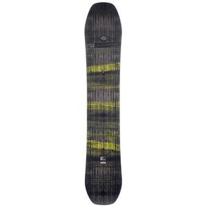 Snowboard Bullwhip 500 All Road Herren grau/gelb