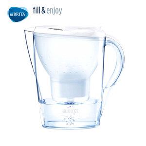 """Wasserfilter """"Marella Cool"""" - in Blau, Graphit oder Weiß - Gesamtvolumen: ca. 2,4 Liter"""