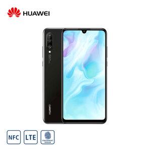 Smartphone P30 lite • Frontkamera (24 MP) • KI-Triple-Rückkamera (48 MP/8 MP/2 MP) • 4-GB-RAM, 128 GB interner Speicher • Hybrid-Slot für eine zweite nanoSIM- oder eine microSD™-Karte bis
