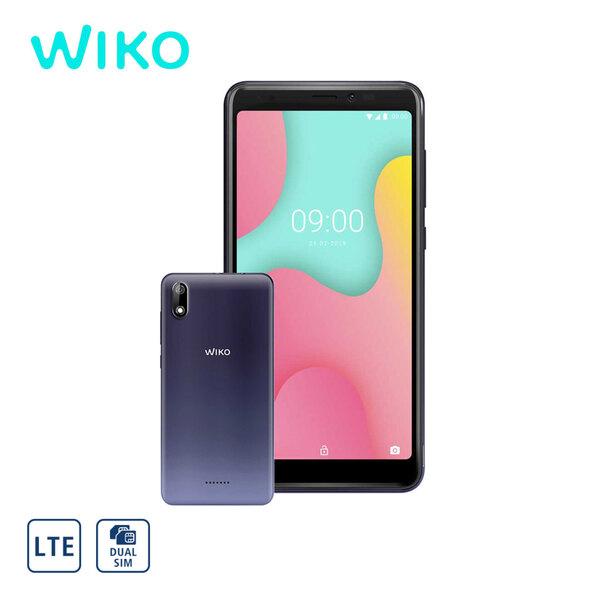 Smartphone Y60 • 2 Kameras (je 5 MP) • 1-GB-RAM, bis zu 16 GB interner Speicher • microSD™-Slot bis zu 128 GB • 1 x microSIM und 1 x nanoSIM • Android™ 9.0 (Go Edition) • Bildschirmdi