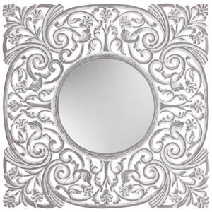 SPIEGEL Grau, Weiß