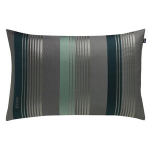 KISSENHÜLLE Grau, Grün, Hellgrün 38/58 cm