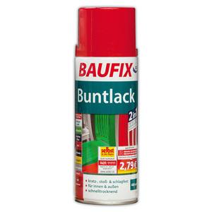 Baufix Buntlack 2in1