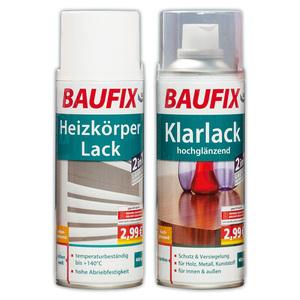 Baufix Sprühlack 2in1