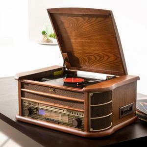 Dual Stereo-Nostalgie-Komplettanlage