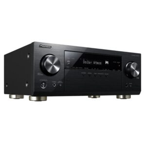 Pioneer VSX-933 7.2 AV Receiver 4K AirPlay WiFi BT Dolby Atmos HDR Multiroom sw